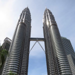 Petronas Twin Tower 2 logo